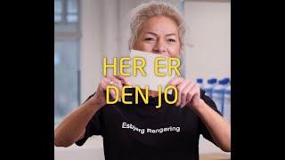 Esbjerg Rengøring - Tips og Tricks Mirakelsvamp instruktion