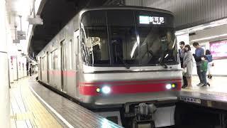 名鉄5000系 5007f(準急新可児行き)名鉄名古屋駅 発車‼️