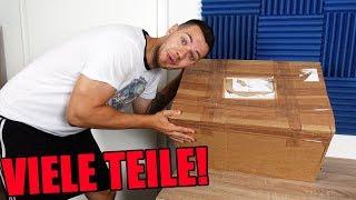 Ebay RESTPOSTEN XXL PAKET! - Ist es seine 20€ wert? (Unboxing)
