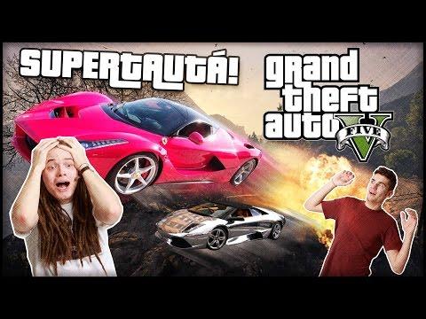 GTA 5 | GOGO & SELASSIE - SUPERAUTÁ!