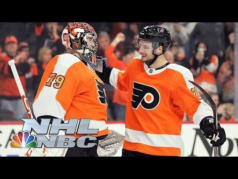 New Jersey Devils Vs. Philadelphia Flyers | CONDENSED GAME | 10/10/19 | NBC Sports