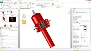 SolidWorks 2012 - 3DVIA Composer
