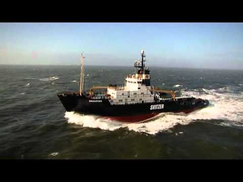 Ocean tug