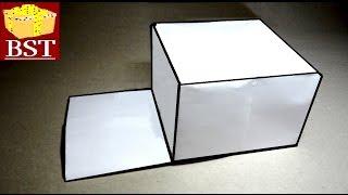 DIY -Как сделать КЕПКУ С КОЗЫРЬКОМ из бумаги А4 своими руками?