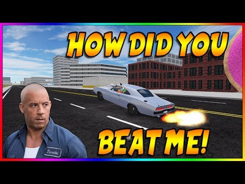 TROLLING WITH 1970 Dodge Charger (Vehicle Simulator) Roblox