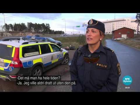 NRK-team attackerades med stenar i ökänt svenskt utanförskapsområde