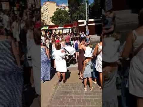Телерадиокомпания Град: Акция протеста в Радужном
