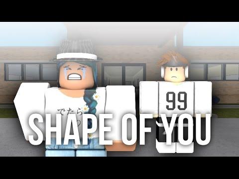 Shape of You - Ed Sheeran ROBLOX MUSIC VIDEO