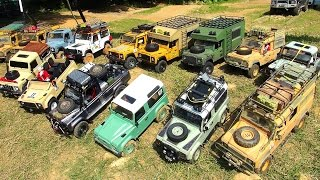 RC ADVENTURES - DEFENDER CHALLENGE! Asian Scale Invasion PT1 - RC Action Hong Kong 2016
