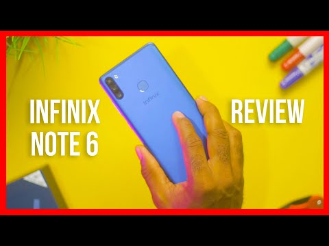 Infinix Note 6 Review!