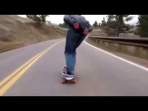 """Sharkwheel demo """"BEST longboard wheels on skateboard"""""""