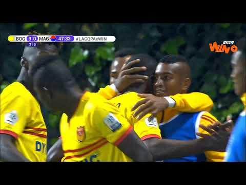 Bogotá vs. Unión Magdalena (3-1) Copa BetPlay Dimayor 2020 I Fase 1 Vuelta