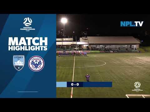 NPL NSW Men's Round 17 – Sydney FC v Manly United