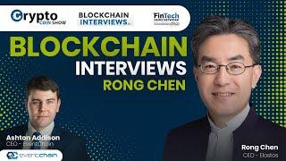 Blockchain Interviews - Rong Chen, CEO of Elastos Blockchain
