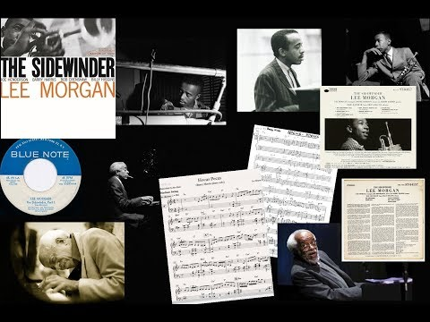 """Barry Harris Solo on Hocus-Pocus from """"The Sidewinder"""" (PDF Transcription)"""