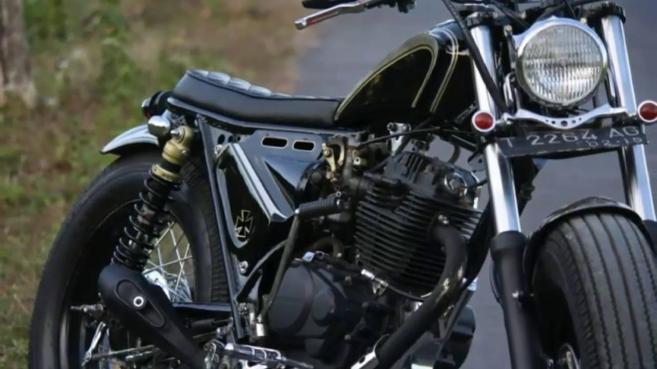 85 Modifikasi Motor Tiger Bobber Terupdate Oneng Motomania
