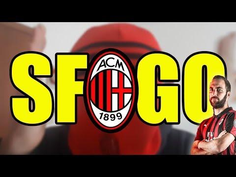 [SF0G0 EPOCALE] HIGUAIN - CHELSEA BASTA! || Reazione Tifoso Milanista
