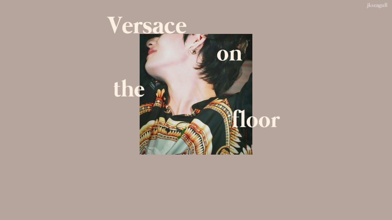 versace on the floor - Bruno Mars (thaisub)
