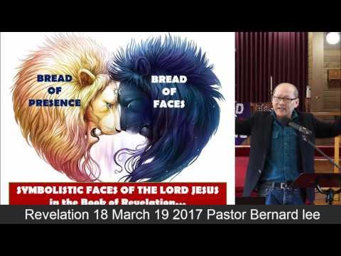 Revelation 18 March 19 2017 Pastor Bernard Lee