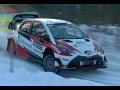 Jari-Matti Latvala - Rally Sweden 2017