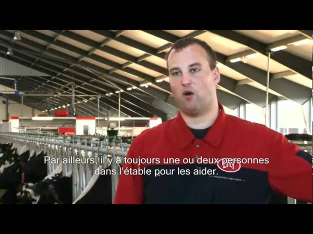 Lely astronaut A4 -  The ideal solution (French / Denmark)