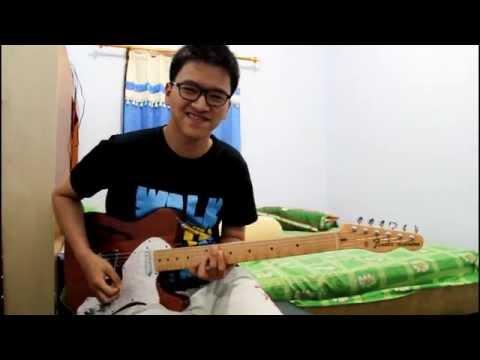 (JPCC Worship) Ajaib Kau Tuhan - Electric Guitar Cover by Gilbert T.