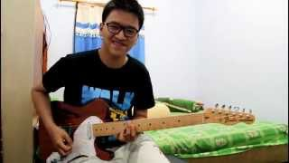 (JPCC Worship) Ajaib Kau Tuhan - Electric Guitar Cover by Gilbert T.