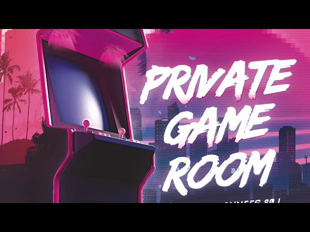 Private Gameroom Avril 2020