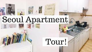 $400 Korean Apartment Tour | Seoul, Gangnam