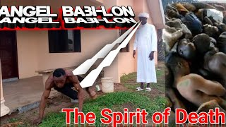 Angel Babi-lon The spirit of Death (Mark angel comedy)(xploit comedy)(Risingstar Laughpill Comedy)