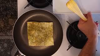 How to make a pistachio Katmer at home? - Famous Gaziantep Katmeri Tarifi