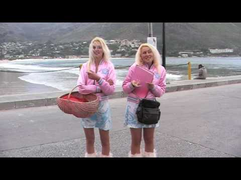The Soap Girls at Hout Bay