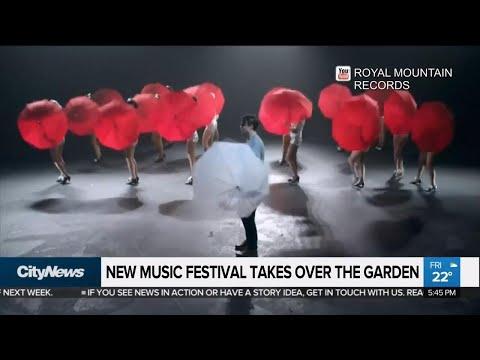 New music festival taking over Royal Botanical Gardens