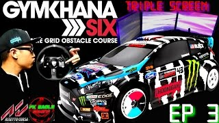 Assetto-corsa | FreeStyle #3 | Ken Block GYMKHANA 6