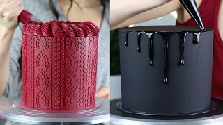 15 УДИВИТЕЛЬНЫЕ УКРАШЕНИЯ ТОРТОВ 15 AMAZING DECORATIONS OF CAKES