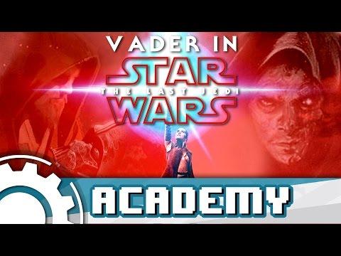 STAR WARS: Darth Vader in The Last Jedi? [THEORIE]