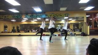Quick Crew MASTERCLASS at Culture Shock San Diego