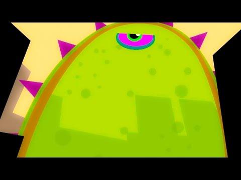 Прохождение Tales From Space Mutant Blobs Attack #2 [Слизень в городе!]