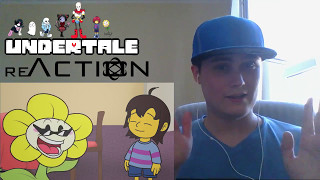 If Undertale had a Flirting Route (Funny Animation)|REACTION