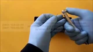 Турбинный наконечник(Турбинный наконечник, Luna, ортопедическая головка, LED подсветка (генератор). Актуальные цены на сайте: http://blxden..., 2017-03-09T20:27:34.000Z)
