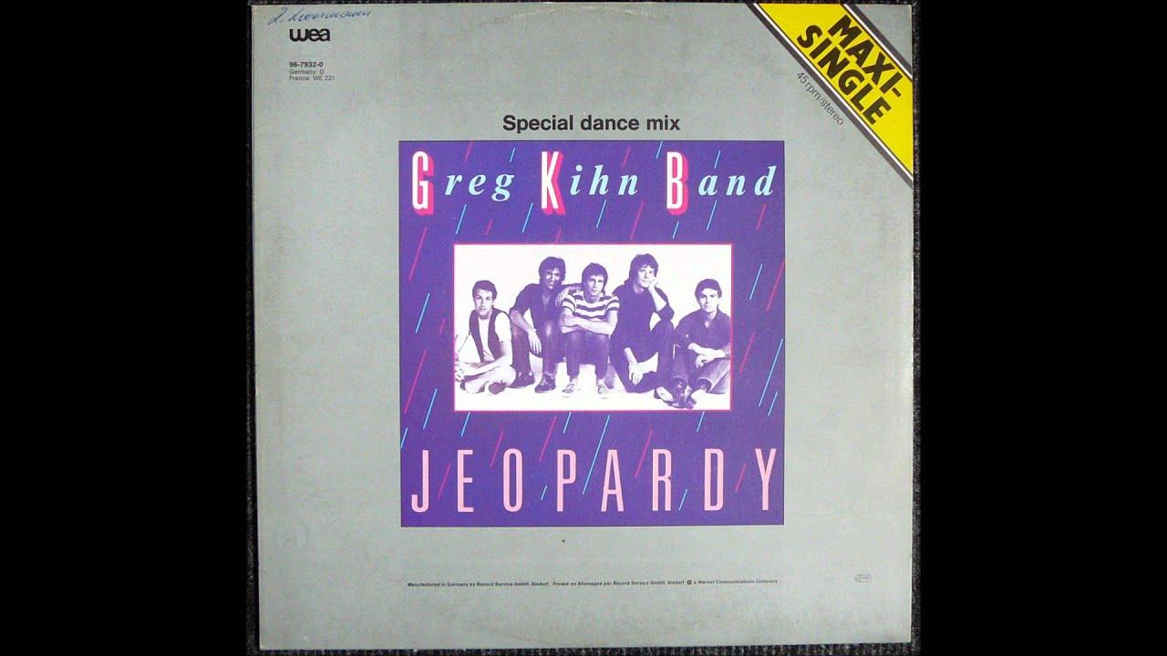Greg Kihn Band Rockihnroll