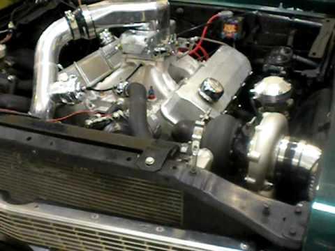 NOVA CARB twin turbo