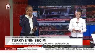 Yılmaz Özdil'den bomba seçim açıklaması