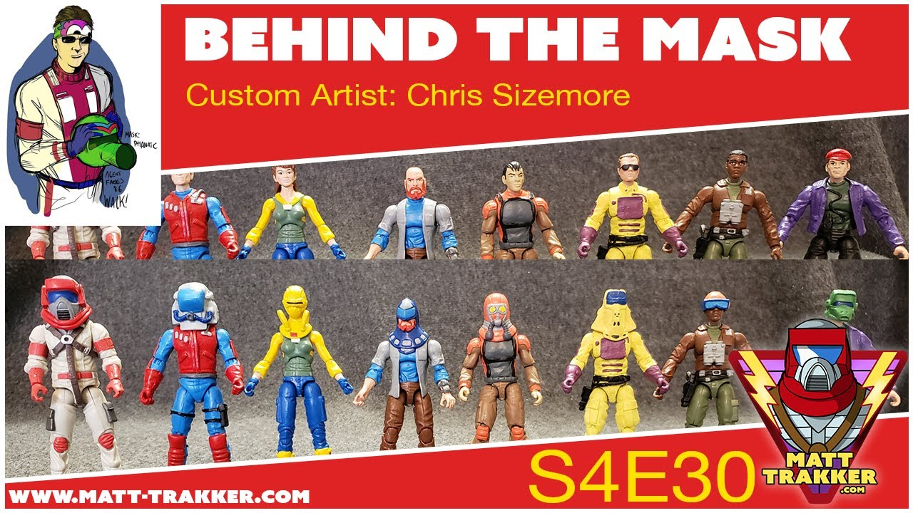 Custom Artist: Chris Sizemore - S4E30