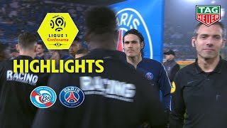 RC Strasbourg Alsace - Paris Saint-Germain ( 1-1 ) - Highlights - (RCSA - PARIS) / 2018-19