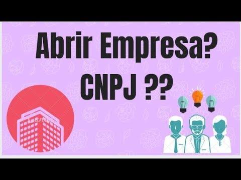 Como abrir uma empresa? qual o primeiro passo para obter CNPJ