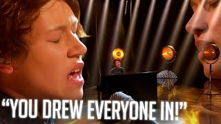15-year-old pulls off a PERFECT George Michael cover! | Live Shows | BGT Series 9