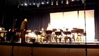 all district jazz band my dinner with ronald