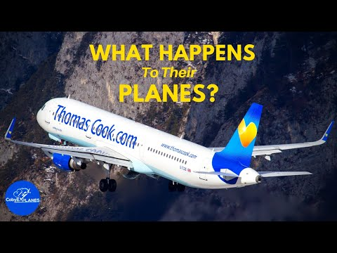 What Happens Now to Thomas Cook's Planes?