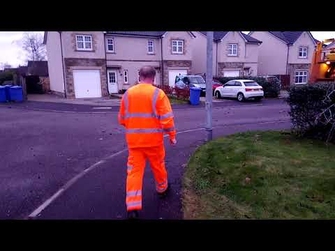 Highland Council waste disposal customer service